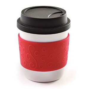 Norpro 5650フローティングto-go-cup、Tea Infuser with Drip Cup