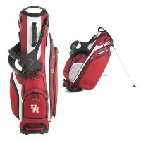 Houston Cougars Callaway Hyper Lite 4レッドスタンドバッグ' Interlocking UH '