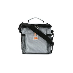 Track & Field small thermal bag - グレー