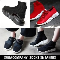 [SuraCompany] Socks sneakers
