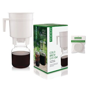Toddy Cold Brew Coffee Maker With 2 Extra Filters by Toddy