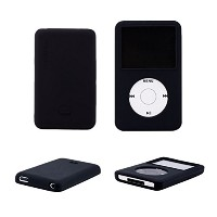Zhhlaixing 高品質 Durable Silicone Lightweight Skin Shell Case Cover for Ipod Classic 80GB,120GB,160...