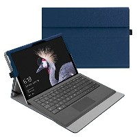 Fintie New Surface Pro ケース Surface Pro 4 ケース New Surface Pro 2017/Surface Pro 4/Surface Pro 3 12.3型...