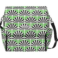 Petunia Pickle Bottom Boxy Backpack Diaper Bag in Playful Palm Springs by Petunia Pickle Bottom