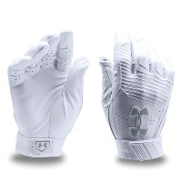 UNDER ARMOUR UA CLEAN UP BATTING GLOVES グローブ (1299530-100) (USA MENS (LG)) [並行輸入品]