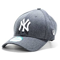 キャップ New Era ? 9forty Mlb Heather Essential New York Yankees アズール/ホワイト Adjustable