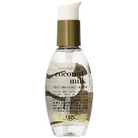 OGX Anti-Breakage Serum, Nourishing Coconut Milk, 4oz [並行輸入品]