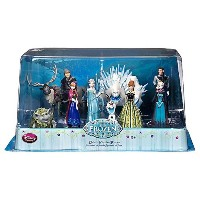 Disney Frozen Frozen Deluxe Figure Playset - 10 Piece