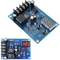 ILS - XH-M603 DC 12-24V Charging Control Module Storage Lithium Battery Charger Control Switch...