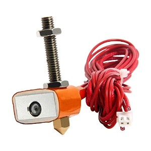 ILS - Geeetech 12V 40W Hotend Kit 1.75mm 0.3mm Copper Nozzle Extruder For 3D Printer