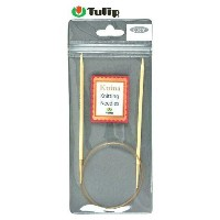 Tulip Knina Knitting Needles 竹輪針 (60cm) 6号 KKJA-6039