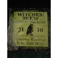 Witches Brewフクロウナプキン