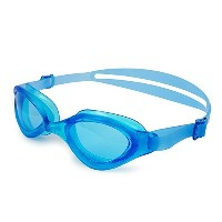 Barracuda Swim Goggle BLISS – One-piece Frame, Anti-fog UV Protection, Easy adjusting Quick Fit...