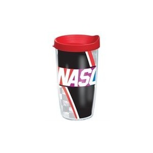NASCARロゴColossal with Lid