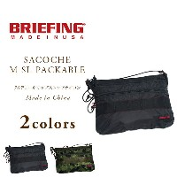 BRIEFING(ブリーフィング)/SACOCHE M SL PACKABLE