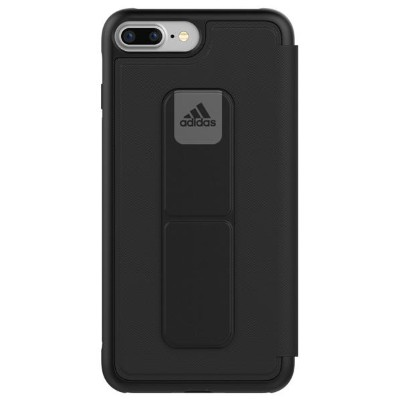 adidas iPhone 8 Plus/7 Plus/6s Plus/6 Plus用SP-Folio Grip Case adidas Originals Black 29621 [29621]