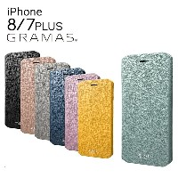 グラマスカラーズ GRAMAS COLORS iPhone8Plus iPhone7Plus iPhone6Plus ケース CLC2166P EURO Passione 2 Leather...