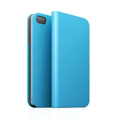 iPhone SE/5s/5 ケース SLG Design D5 Calf Skin Leather Diary(SLGデザイン カーフスキンレザーダイアリー)フィルム1枚入り 天然牛革 本革...