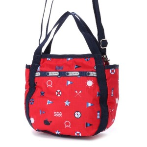 【SALE 29%OFF】レスポートサック LeSportsac SMALL JENNI (SAILING VIEWS) レディース