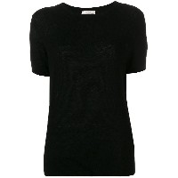 The Row knitted top - ブラック