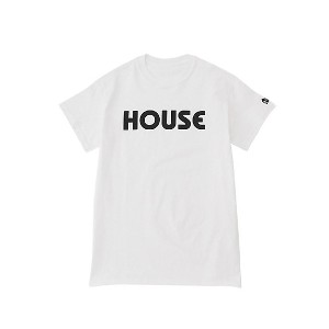 IN THE HOUSE  HOUSE TEE(Men's) シロ 【三越・伊勢丹/公式】 メンズウエア~~Tシャツ