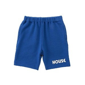 IN THE HOUSE  HOUSE SWEATSHORTS アオ 【三越・伊勢丹/公式】 キッズファッション~~その他