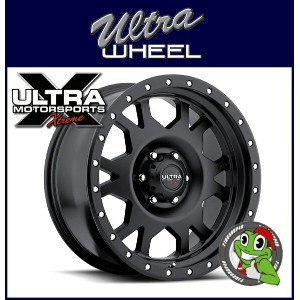 新品アルミホイール単品1本価格 20インチULTRA WHEEL X102 Xtreme X-Lok 20×9.0J 5/127+1SatinBlack/SatinBlack X-Lok Lip...