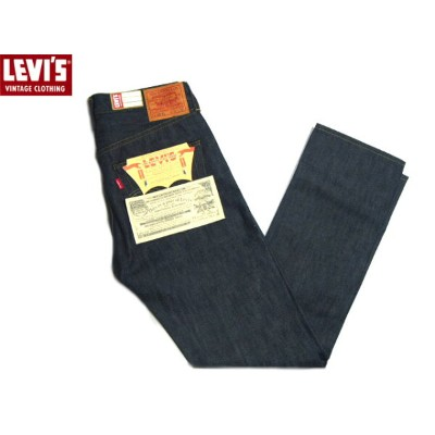LEVI'S XX/LEVI'S VINTAGE CLOTHING/(リーバイスビンテージクロージング)/1947 501XX length 32/indigo rigid/made in U.S...