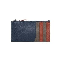 テッドベーカー メンズ 財布【Coloured Leather Coin Holder】blue