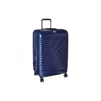 "Delsey デルセー バッグ 鞄 キャリーバッグ スーツケース Delsey デルセー Bastille Lite 25"" Expandable Spinner Trolley - Blue"