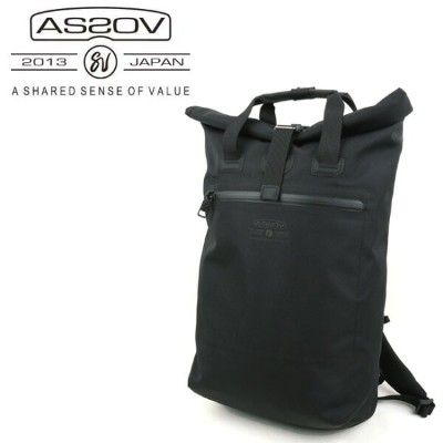 AS2OV/アッソブ トートバッグ WATER PROOF CORDURA 305D 2WAY TOTE 141605 【カバン】バックパック 日本正規品【即日発送】