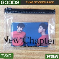 TVXQ STICKER PACK / SUM DDP ARTIUM /1次予約/送料無料