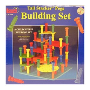 Tall Stacker Building Set トールスタッカー ビルディングセット