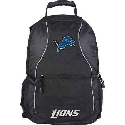 NFL メンズ バックパック・リュックサック バッグ Phenom Laptop Backpack Detroit Lions