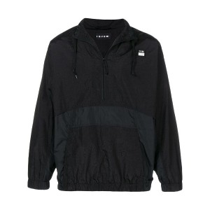 P.A.M. pull-over fitted jacket - ブラック