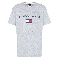 Tommy Jeans ロゴTシャツ - グレー