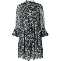 Dorothee Schumacher patterned tunic dress - ブルー