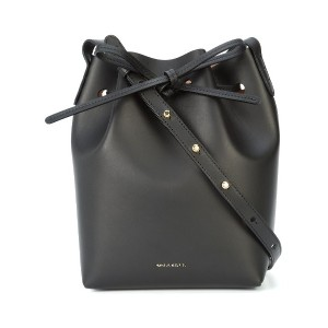 Mansur Gavriel Mini Bucket バッグ - ブラック