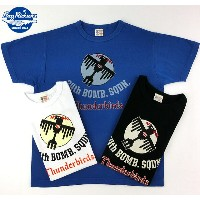 "No.BR76674 BUZZ RICKSON'S バズリクソンズS/S T-SHIRT""34th BOMB.SQ."""