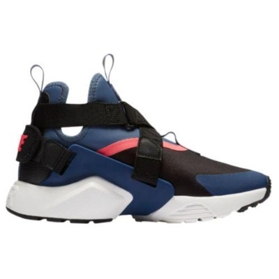 (取寄)ナイキ レディース エア ハラチ シティ Nike Women's Air Huarache City Black Navy Diffused Blue Racer Pink Summit...