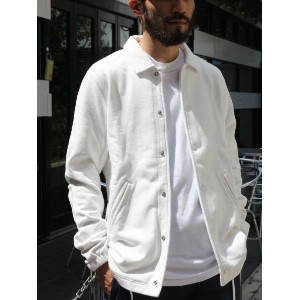 REIGNING CHAMP / Mid Weight Terry / Coach's Jacket レイニングチャンプ コーチジャケット