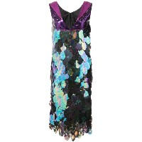 Rubin Singer sequinned shift dress - Unavailable
