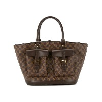 Louis Vuitton Vintage top handles tote bag - ブラウン