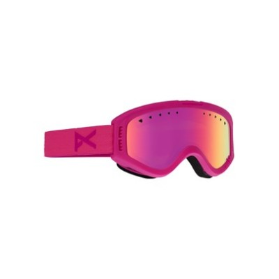 ANON TRACKER PINK/PINK AMBER 2018 YOUTH GOGGLE