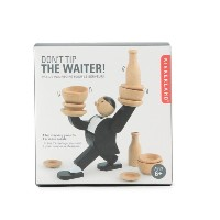 【KIKKERLAND】 Don't tip THE WAITER バランスゲーム【アダム エ ロペル マガザン/Adam et Rope Le Magasin レディス, メンズ フィギュア...