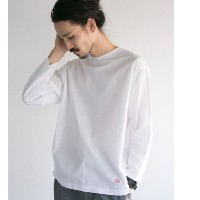 UR Vincent et Mireille COMBINATION 9/SLEEVE【アーバンリサーチ/URBAN RESEARCH メンズ Tシャツ・カットソー WHITE ルミネ LUMINE】