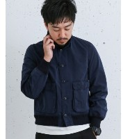 Sonny Label NYUZELESS VALSTER JACKET【アーバンリサーチ/URBAN RESEARCH メンズ その他(アウター) NAVY ルミネ LUMINE】