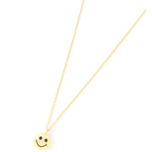 Smile Necklace FG【メランジェ マガザン/Melanger Magasin レディス ネックレス その他 ルミネ LUMINE】