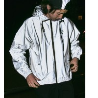 Sonny Label VANS Reflector Hooded Jacket【アーバンリサーチ/URBAN RESEARCH メンズ その他(アウター) SILVER ルミネ LUMINE】