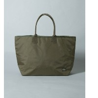 UR TRAVEL COUTURE by LOWERCASE FORCE-TYPEナイロントート【アーバンリサーチ/URBAN RESEARCH メンズ, レディス トートバッグ OLIVE ルミネ...